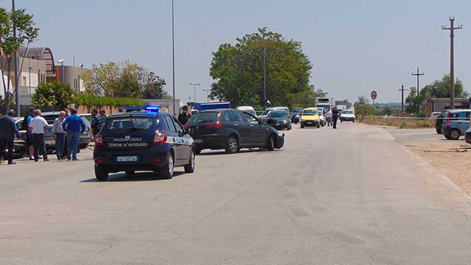 incidente-via-conversano